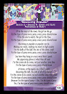 MLP Becoming Popular Series 5 Trading Card