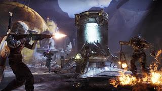 Destiny 2: Season of the Drifter Computer Wallpaper