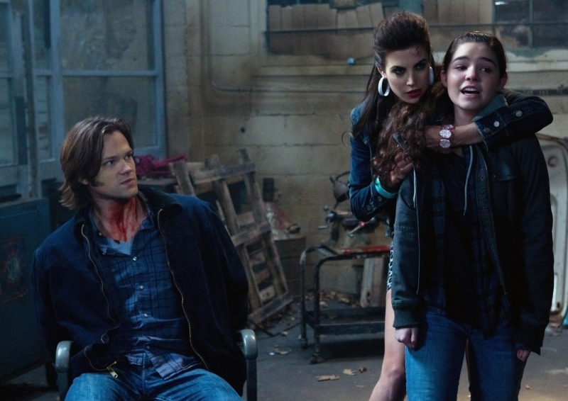 "Recap/review of Supernatural 7x11 ""Adventures in Babysitting"" by freshfromthe.com"