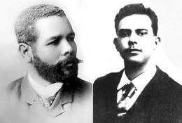 Antonio Maceo y Panchito Gómez Toro