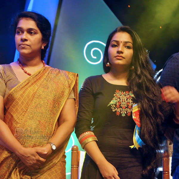 Rajisha Vijayan latest photos from Kerala State Television Awards 2016