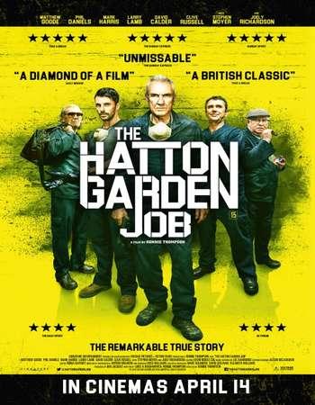 The Hatton Garden Job 2017 Full English Movie Free Download