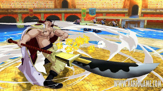One Piece Unlimited World Red Deluxe Edition Screenshot