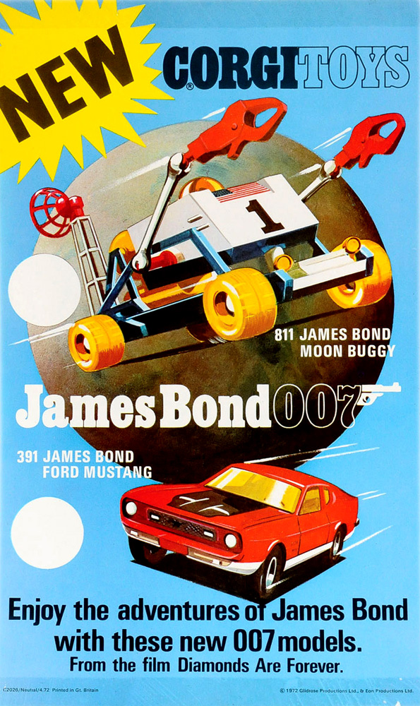Illustrated 007 The Art Of James Bond February 2012