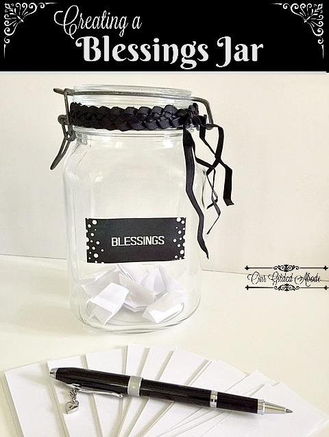 picture regarding Blessings Jar Printable identified as Designing a Blessings Jar Totally free Printables