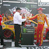 Joey Logano races from last to first at Richmond International Raceway