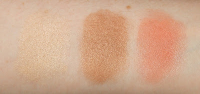 Rimmel Kate Sculpting Palette in 002 Coral Glow review swatches
