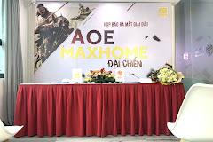 Bản tin AoE ngày 13/4: Họp báo ra mắt giải đấu AoE MAXHOME Đại Chiến