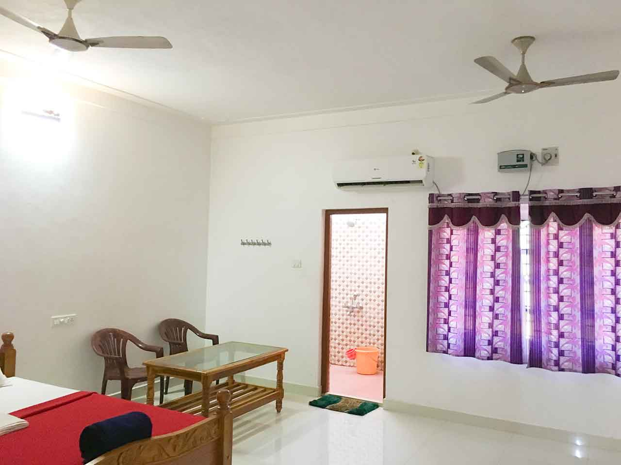 independent cottages in yelagiri hills