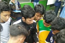 Pemain Futsal yang sekarang Menjadi Pelatih