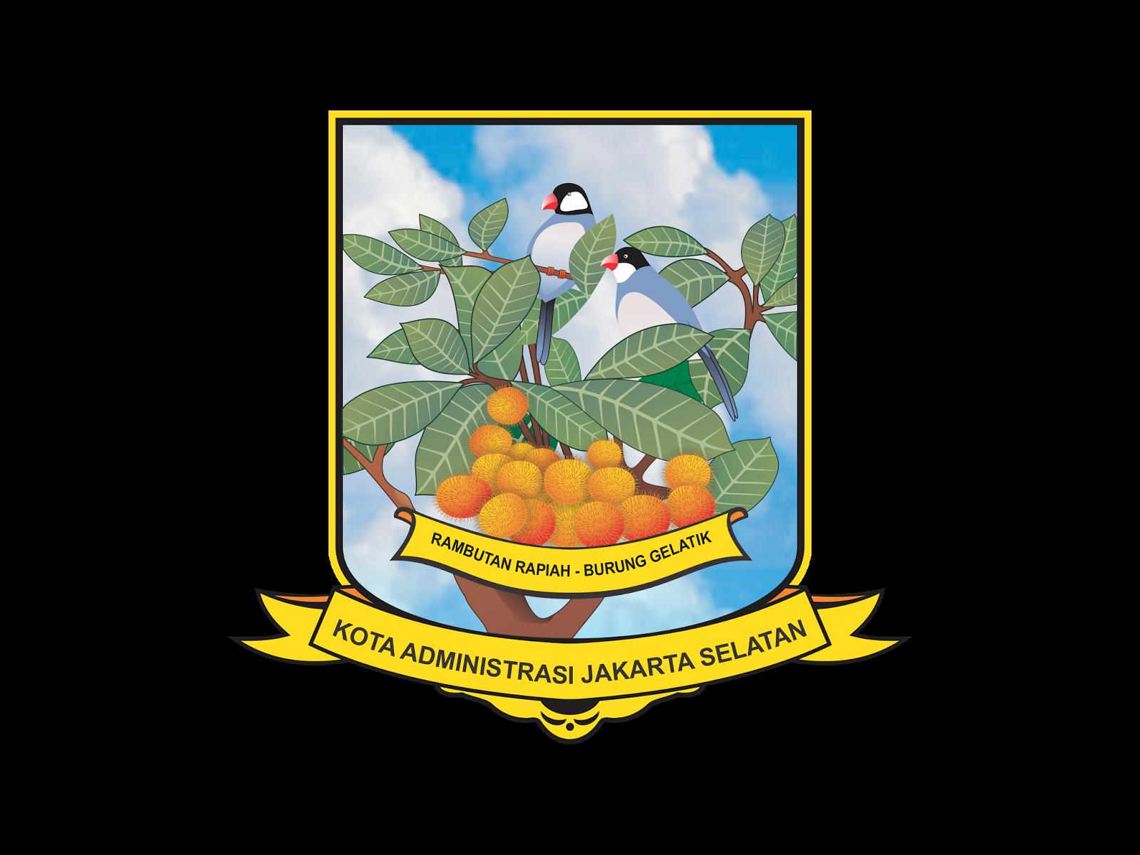 Logo Kota Administrasi Jakarta Selatan Vector Cdr Png Hd Biologizone