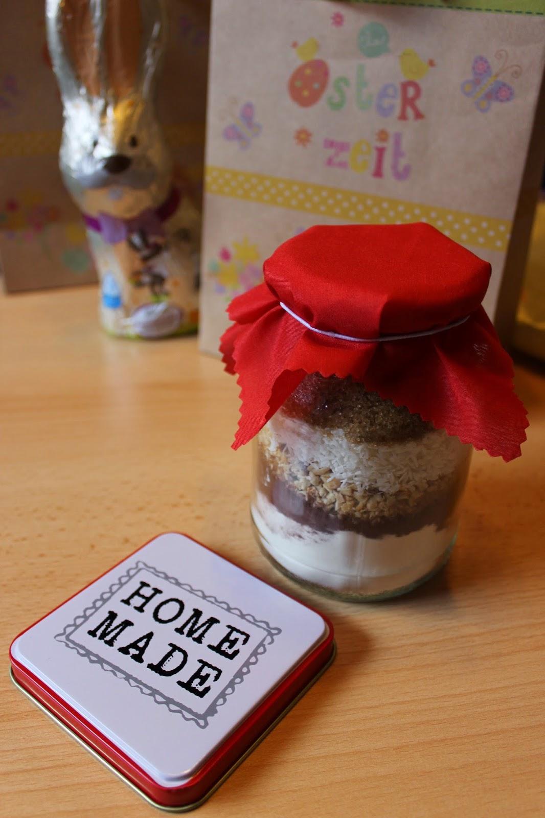 Geschenke Küche Ostern | Selbstgemachte Mitbringsel Aus Der Küche ...