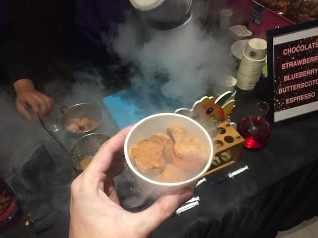Basically, you try this and you start breathing smoke