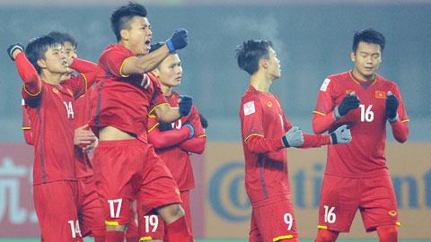 Tiền thưởng của U23 Việt Nam tiếp tục tăng, vượt ngưỡng 50 tỷ đồng