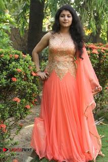 Tamil Actress Raksha Raj Pictures at Paandiyoda Galatta Thangala Audio Launch  0006