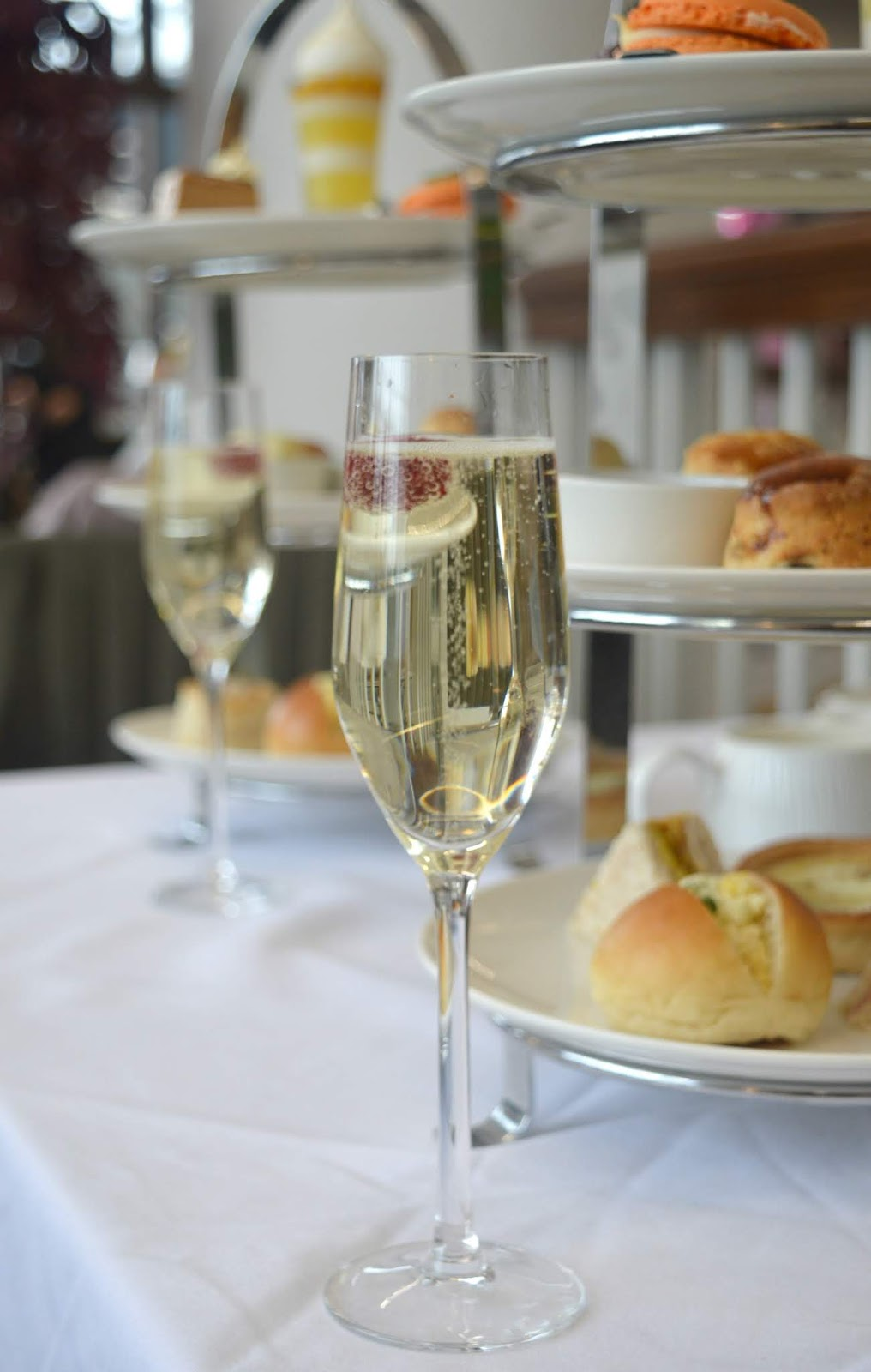 Afternoon Tea Spanish City with Prosecco, Whitley Bay