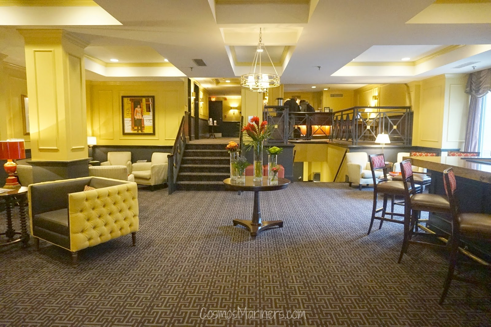 The Dunhill Hotel, Charlotte, North Carolina: A Hotel Review | CosmosMariners.com