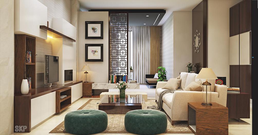 Free sketchup 3d model modern living room 07 for Sketchup room layout
