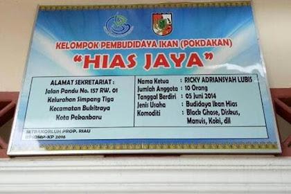 Lowongan Kerja Peternakan Ikan Hias Jaya Pekanbaru Mei 2019