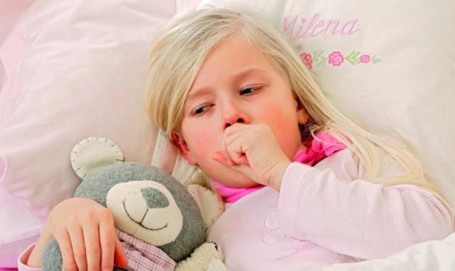 Cara Mengatasi Batuk Pada Anak yang Susah Sembuh