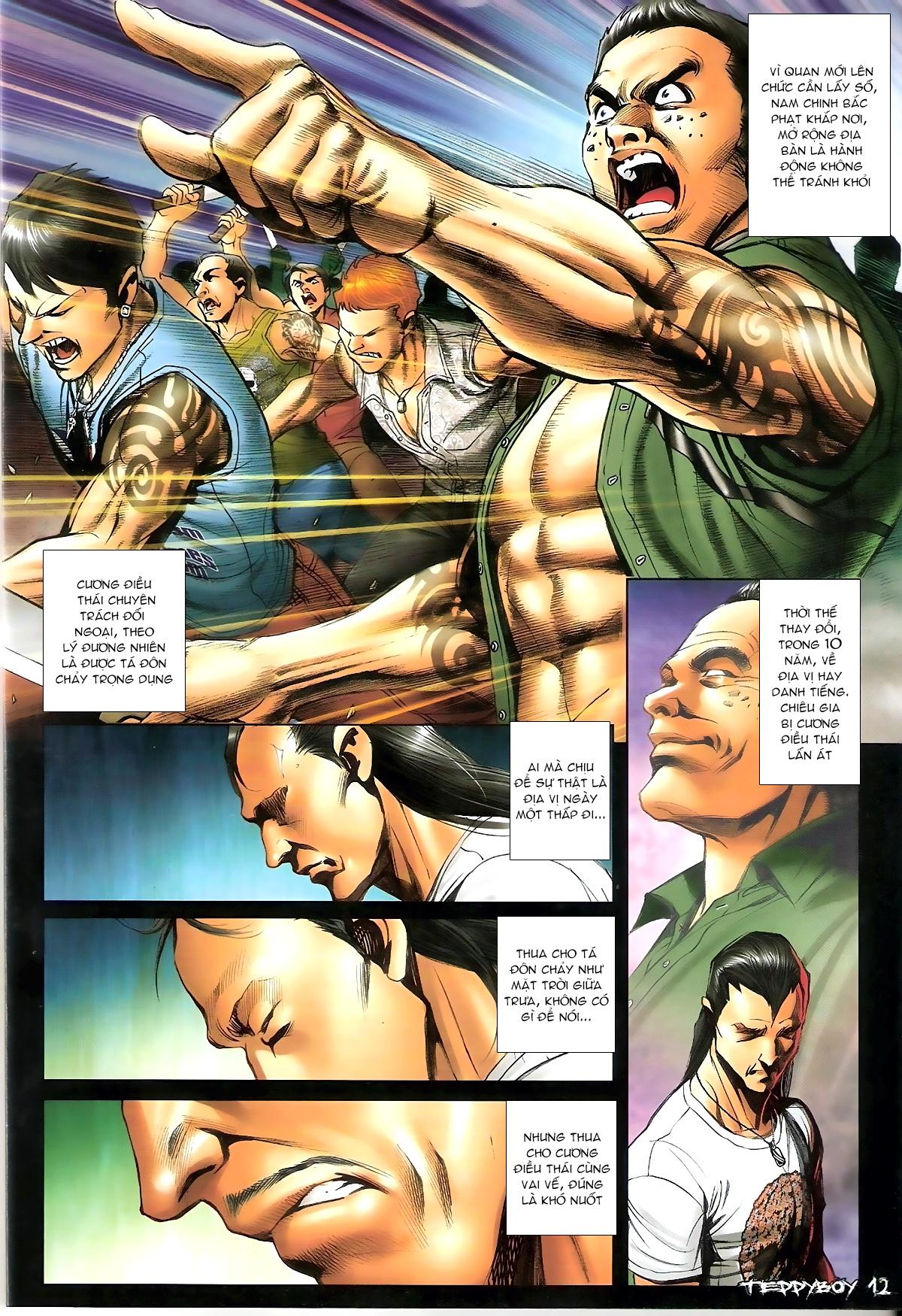 Người Trong Giang Hồ - Chapter 1333: Cao Nhân Tái Hiện - Pic 11