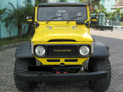 Toyota Hardtop Modifikasi