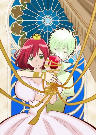 Download OST Opening and ending Akagami no Shirayukihime