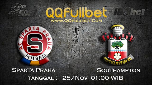 PREDIKSIBOLA - Prediksi Taruhan Bola Sparta Pargue vs Southampton 25 November 2016 (UEFA Europa League)