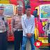 Truck Goyang 'Putri Cinta' Menyerahkan Diri ke Satlantas Polres Lumajang