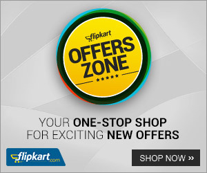 flipkart cashback Offers Zone