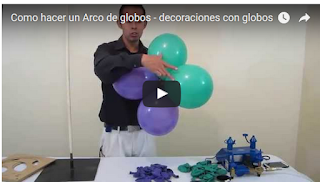 decoración-globos