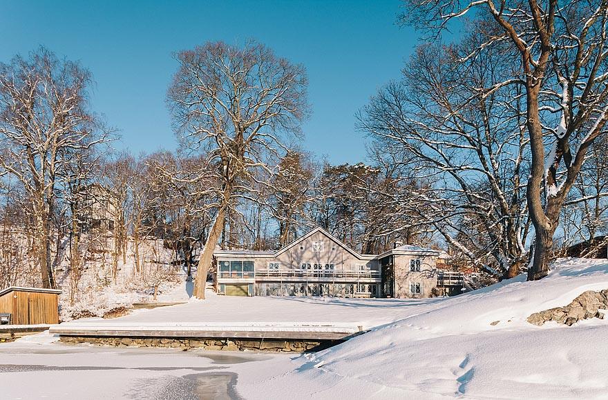 Pics of creative wings stile nordico tra la neve for Mobili norvegesi