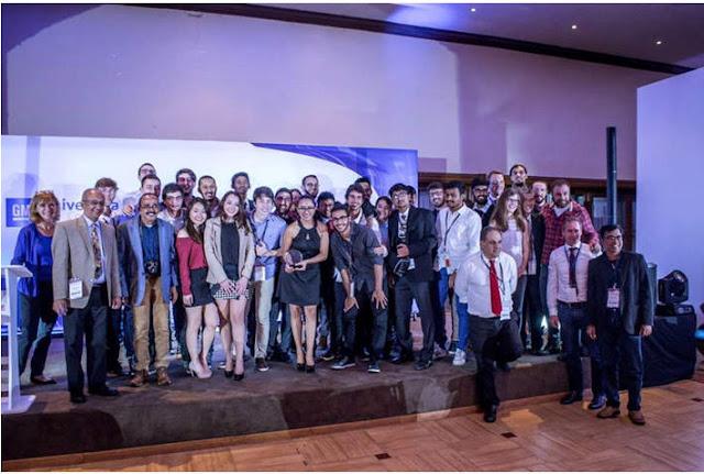 Alunos da Poli-USP são premiados em competição da GM