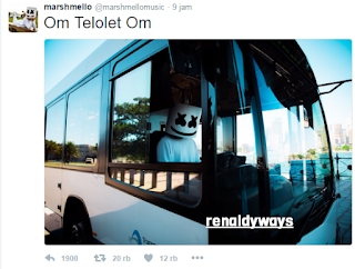 'Om Telolet Om' Menjadi Viral Di Kalangan Artis Dunia
