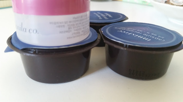 use Banila Co to seal the lids