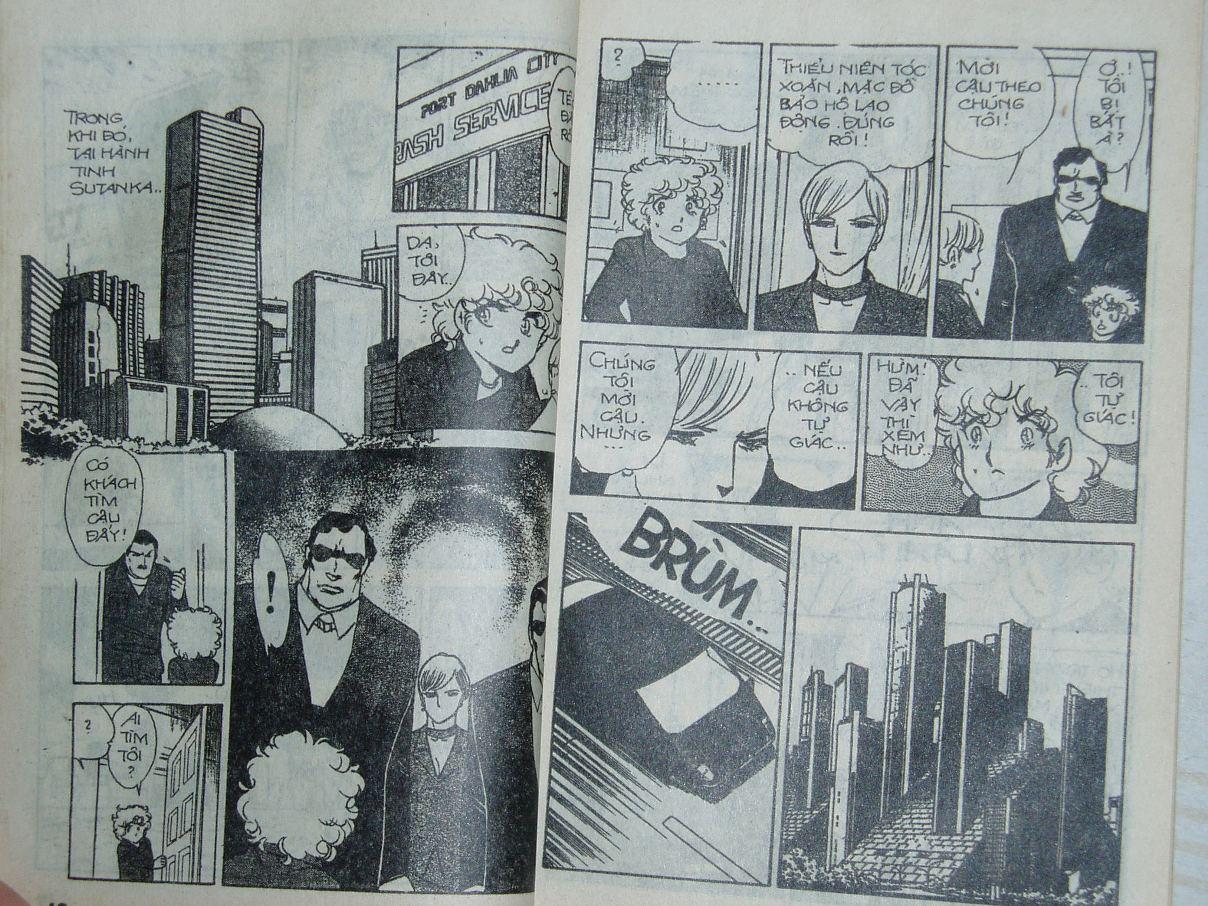 Siêu nhân Locke vol 12 trang 23