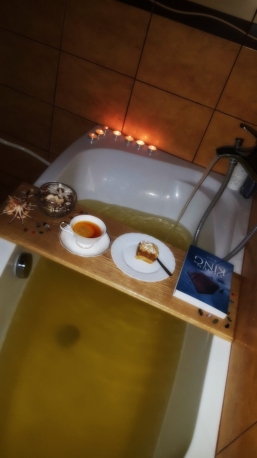 Jak urządzić sobie relaksującą kąpiel, niczym w SPA?