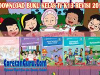 Download Buku Kelas 4 SD/MI K13 Edisi Revisi Terbaru Semester 1 Lengkap Buku Siswa Buku Guru
