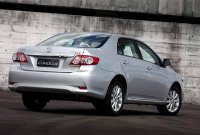 """bcea857ca1843 PRÊMIO BEST CARS 2011 - O Toyota Corolla acaba de receber o prêmio Best  Cars na categoria """"Sedãs Médios"""". A eleição é feita por meio de votação dos  leitores ..."""
