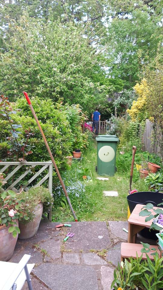 Our garden - a transformation | Mummy Memories ❤