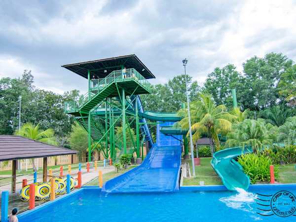 The Carnivall Waterpark @ Sungai Petani, Kedah