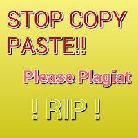 Dampak Copy Paste Artikel Blog