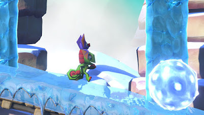 Yooka Laylee And The Impossible Lair Game Screenshot 7