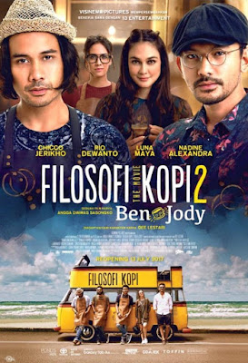 Download Film Filosofi Kopi 2: Ben dan Jody (2017) Full Movie