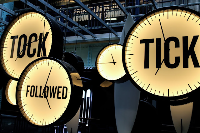 Tick tock - How to know when it's time for a change