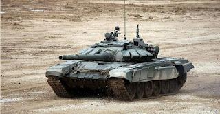 T-72 MBT tank