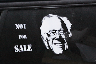 Did Bernie Sanders Support Hillary Because He Feared For His Life?
