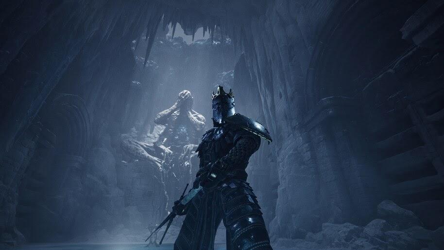 Mortal Shell, Dungeon, Knight, Warrior, 4K, #7.1613