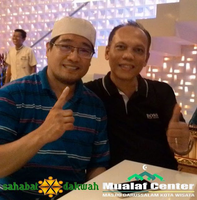 Indahnya Persaudaraan Islam Membuka Hati Mantan Donatur Gereja Ini Untuk Menerima Hidayah-Nya