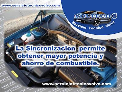 Taller Volvo VOLTECH Sincronizacion Automotriz